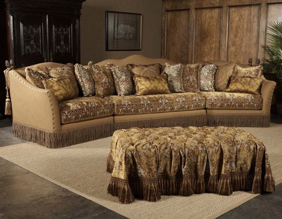 Favorite High End Sofas Throughout Excellent Royal Style Sofa Set Palace Furniture Fabrics In High (View 6 of 10)