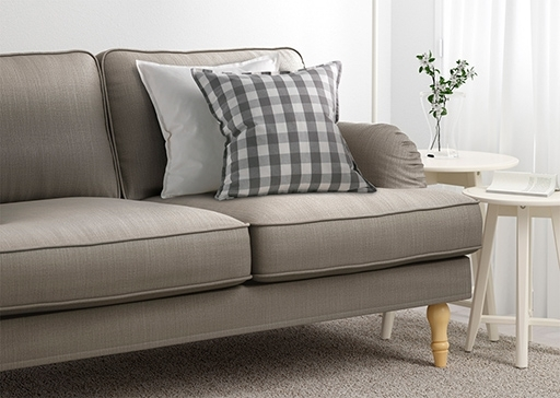 Favorite Ikea Small Sofas Intended For Small Sofa & 2 Seater Sofa (View 1 of 10)