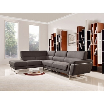 Favorite Modern Sofas Inside Modern Contemporary Sofa Sets, Sectional Sofas & Leather Couches (View 7 of 10)