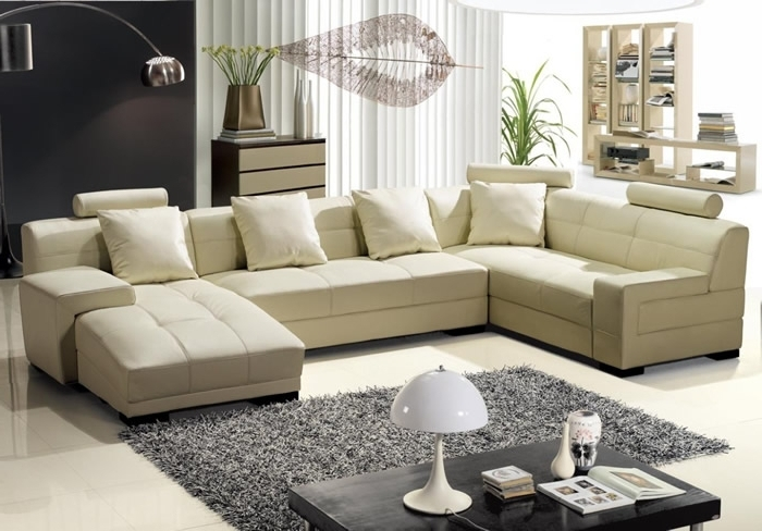 Favorite Sectional Sofa For Living Room Modern U Shaped Decor Crave In U Throughout Modern U Shaped Sectional Sofas (View 8 of 10)