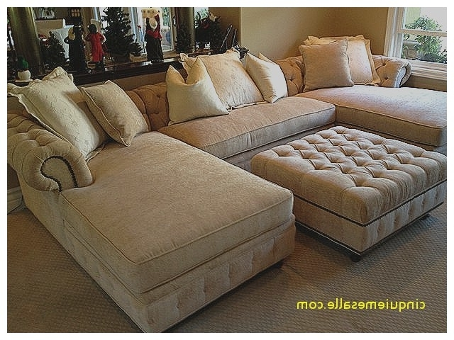Favorite Sectional Sofa : Large U Shaped Sectional Sofa Luxury Kenzie Style Inside Large U Shaped Sectionals (View 1 of 10)