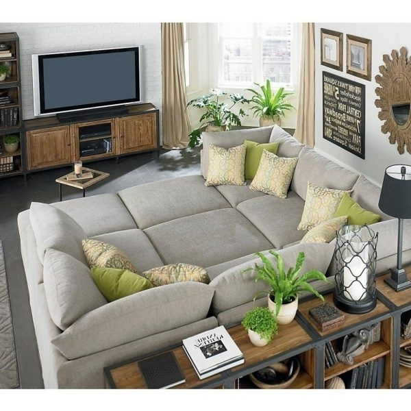 Favorite Sectional Sofas : Media Room Sectional Sofas – Media Room Sofa With Regard To Media Room Sectional Sofas (View 4 of 10)