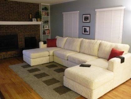 Favorite Sectional Sofas With 2 Chaises Intended For Double Chaise Sectional – Yay Or Nay? (View 3 of 10)