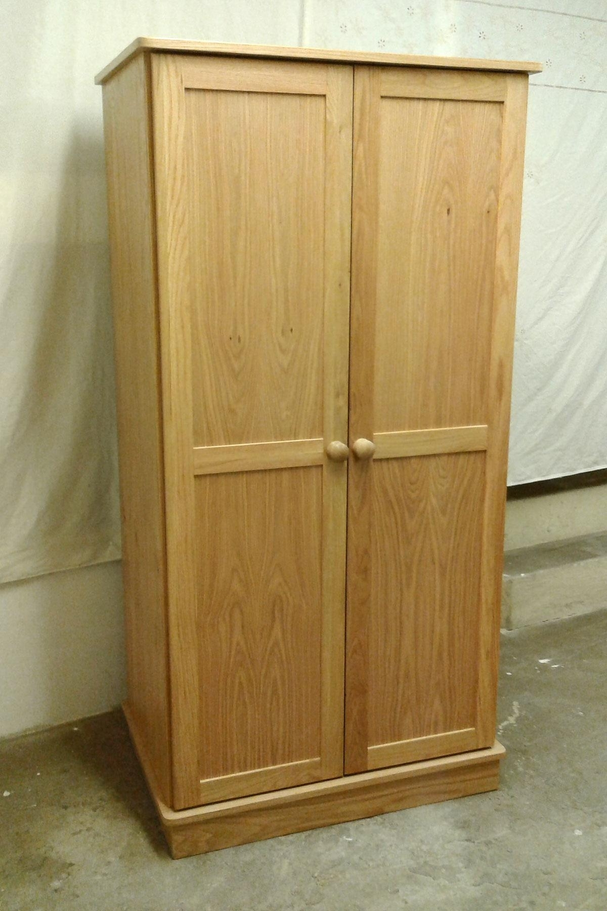 Favorite Single Pine Wardrobes In Pine Wardrobes Available From The Home Pine Furniture Centre – All (View 6 of 15)