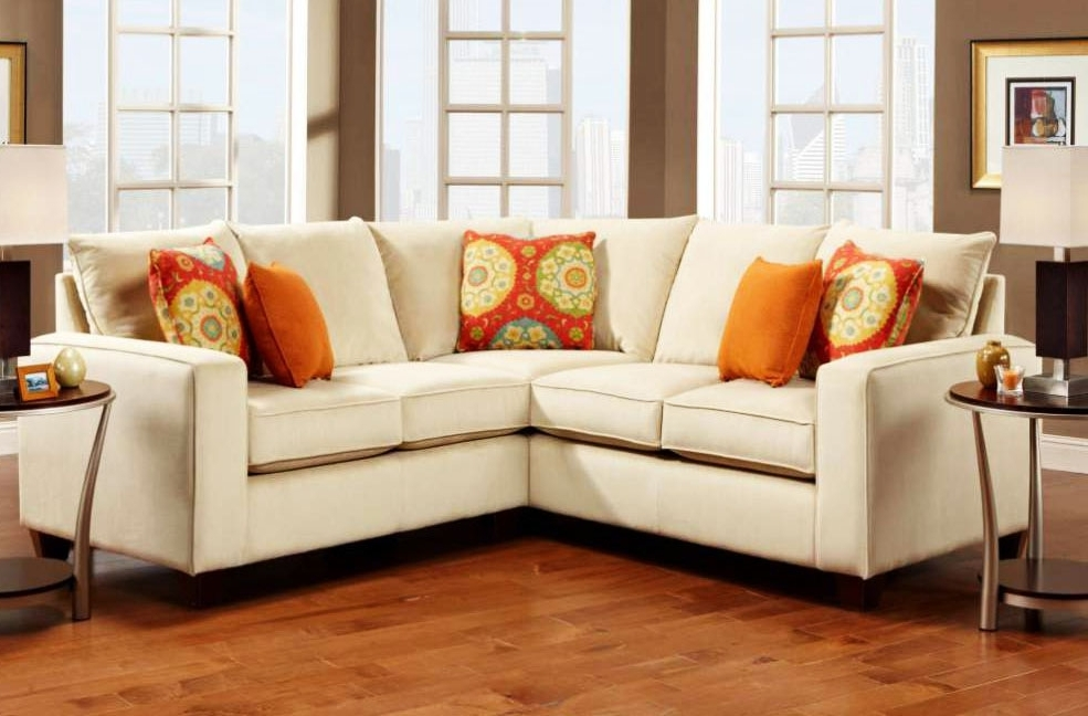 Favorite Small Scale Sofas Within Sectional Sofa Design: Best Selling Small Scale Sectional Sofas (View 1 of 10)