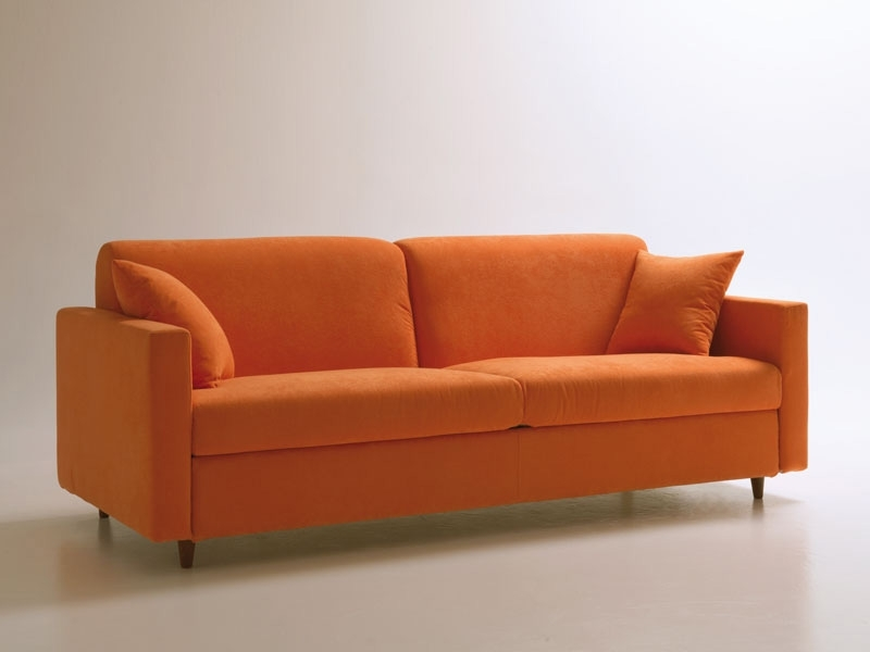 Favorite Sofas With Removable Cover Regarding Space Saving Sofa Bed, With Swivel Opening, Removable Fabric (View 10 of 10)