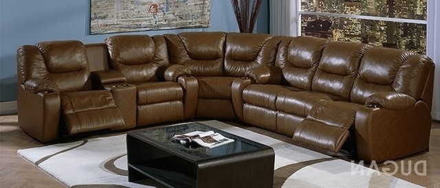 Favorite Theatre Sectional Sofas Inside Sectional Sofa Design: Elegant Theater Sectional Sofa Theater (View 3 of 10)