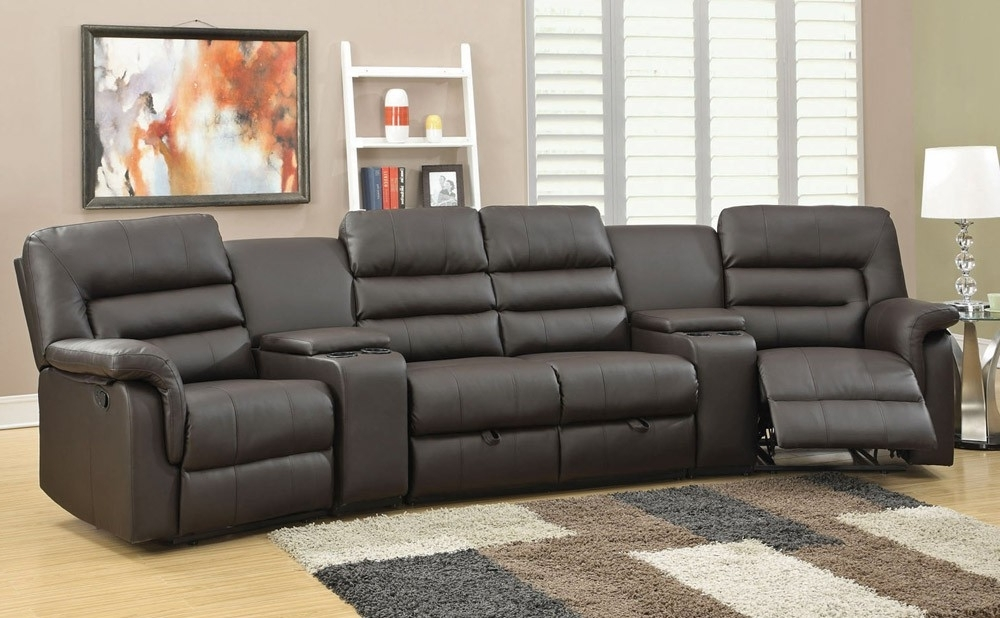 Favorite Theatre Sectional Sofas Within Sofa Beds Design: Stunning Contemporary Theatre Sectional Sofas (View 5 of 10)