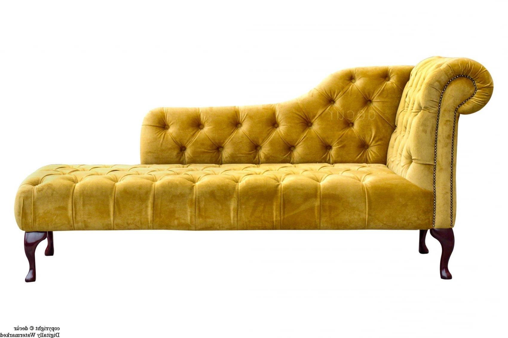 Favorite Velvet Chaise Lounge Sofa Regarding Velvet Chaises (View 4 of 15)