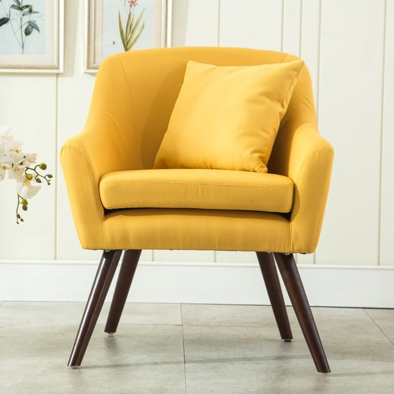 Find More Living Room Chairs Information About Mid Century Modern Throughout Trendy Cheap Single Sofas (View 9 of 10)