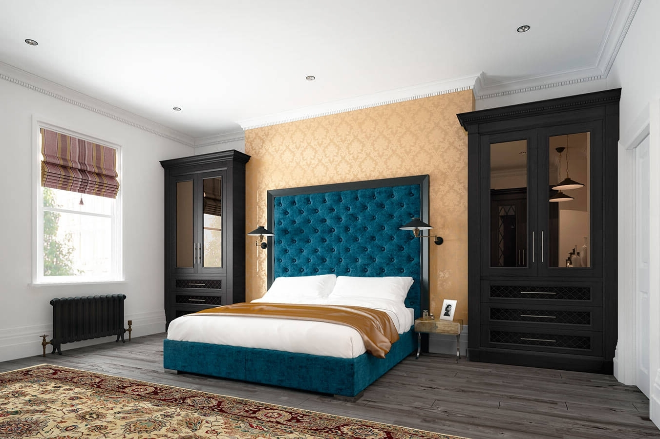 Fitted Bedrooms (View 8 of 15)