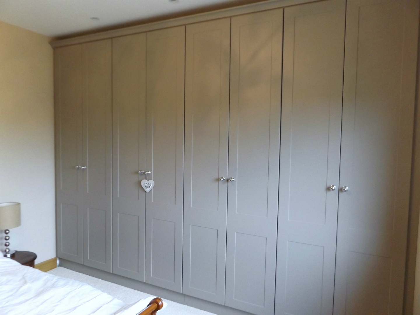 Fitted Wardrobe – Co (View 3 of 15)