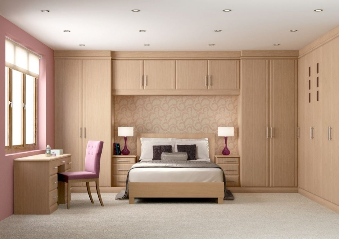 Fitted Wardrobes Bedroom Furniture Amersham Bq Bolton This Is The Within Best And Newest Over Bed Wardrobes Sets (View 15 of 15)