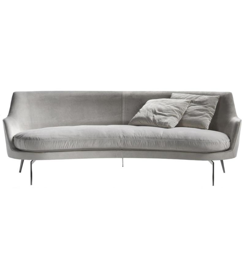 Flexform Sofas With Most Up To Date Guscio Sofa Flexform – Milia Shop (View 9 of 10)