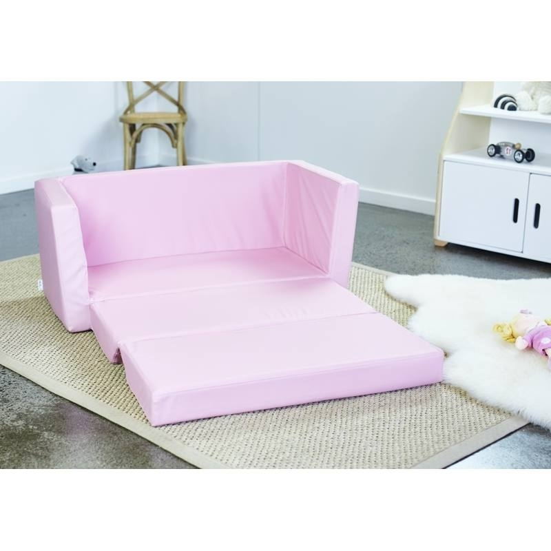 Flip Out Sofa For Kids With Latest 48 Toddler Flip Out Sofa, Kids Flip Out Sofa Fairyfloss (View 7 of 10)