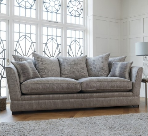 Florence Grand Sofas Inside 2018 Vale Bridgecraft Florence Grand Sofa Available From George F Knowles (View 6 of 10)