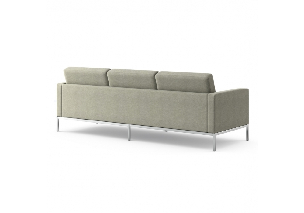 Florence Knoll 3 Seater Sofas With Most Current Florence Knoll 3 Seater Sofa – Milia Shop (View 4 of 10)