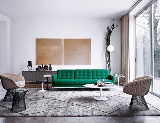 Florence Knoll Living Room Sofas Regarding Most Recently Released Florence Knoll Credenza (View 1 of 10)