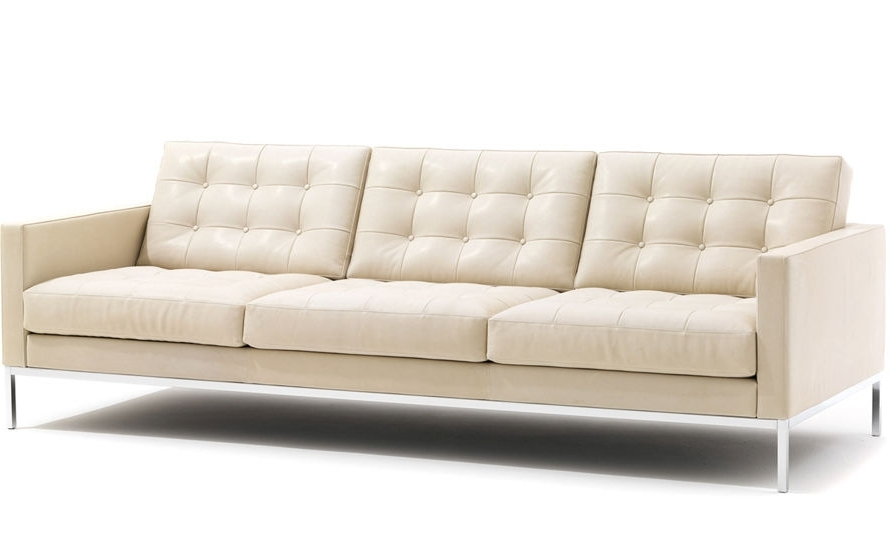 Florence Knoll Relaxed Sofa – Hivemodern Pertaining To Newest Florence Knoll Leather Sofas (View 6 of 10)