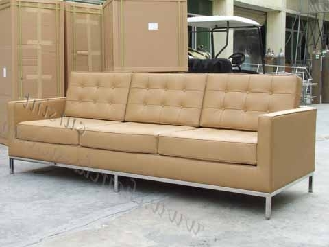 Florence Knoll Sofa 3 Seater (View 5 of 10)