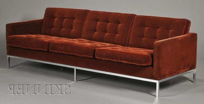 Florence Knoll Sofa (View 9 of 10)