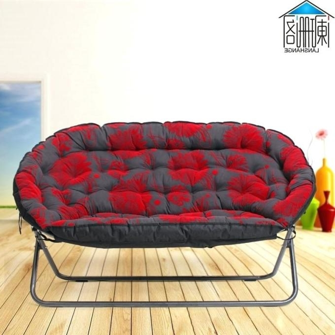 Fold Up Sofa Chairs With Famous Collapsible Sofa Furniture (View 3 of 10)