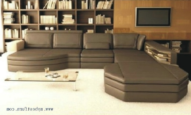Free Shipping Coffee Color Sofa Set, Customized Color Size Home Intended For Trendy Customized Sofas (View 7 of 10)