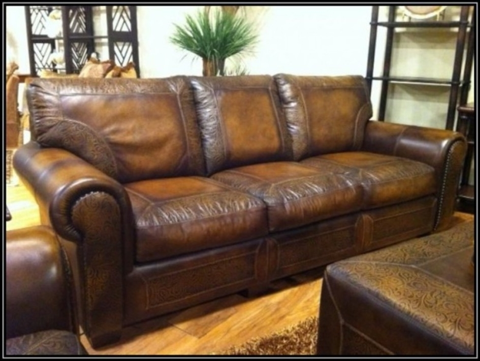 Full Grain Leather Sofas Inside Popular Full Grain Vs (View 4 of 10)
