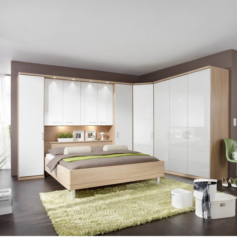 Furniture For Modern Living – Furniture For Modern Living Inside 2017 Oak And White Wardrobes (View 10 of 15)