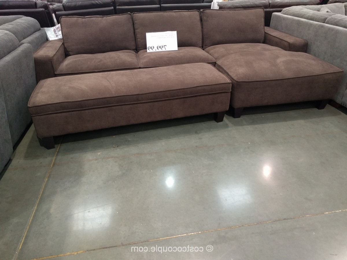 Furniture: Stunning Home Furniture With Cool Costco Leather With Regard To Latest Costco Chaise Lounges (View 14 of 15)