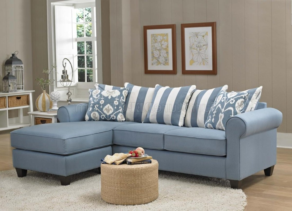 Genuine Leather Sectionals With Chaise Throughout Latest Beautiful Blue Sectional Sofa With Chaise 85 About Remodel Genuine (View 14 of 15)