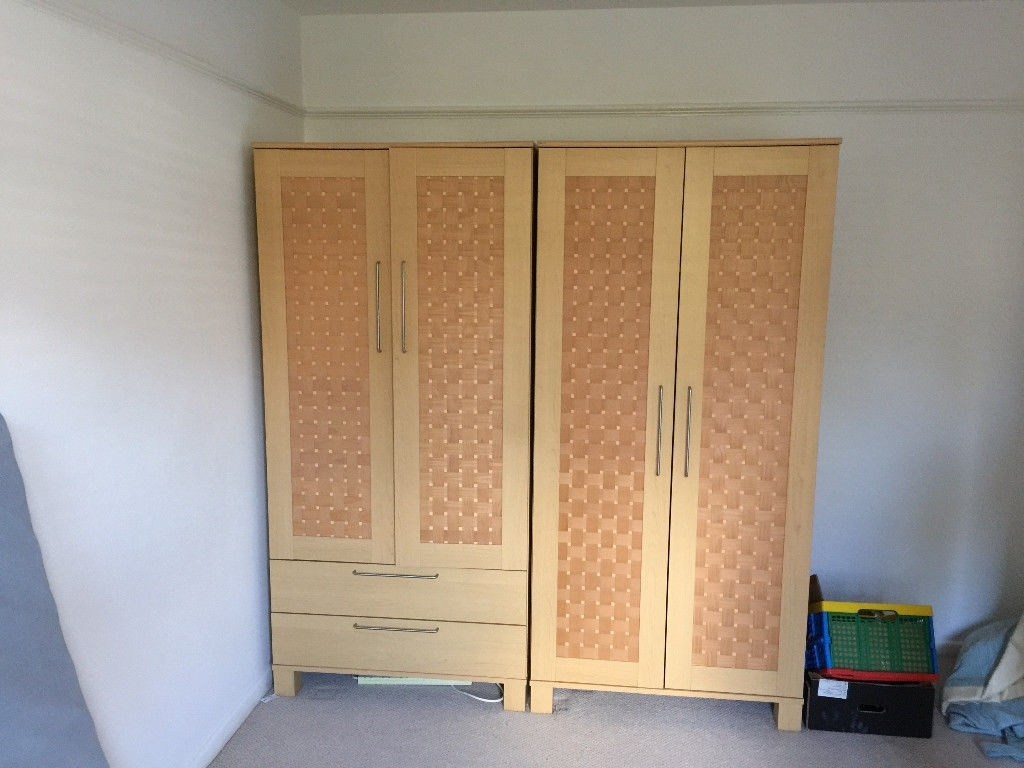 Gumtree For Current Hampshire Wardrobes (View 4 of 15)