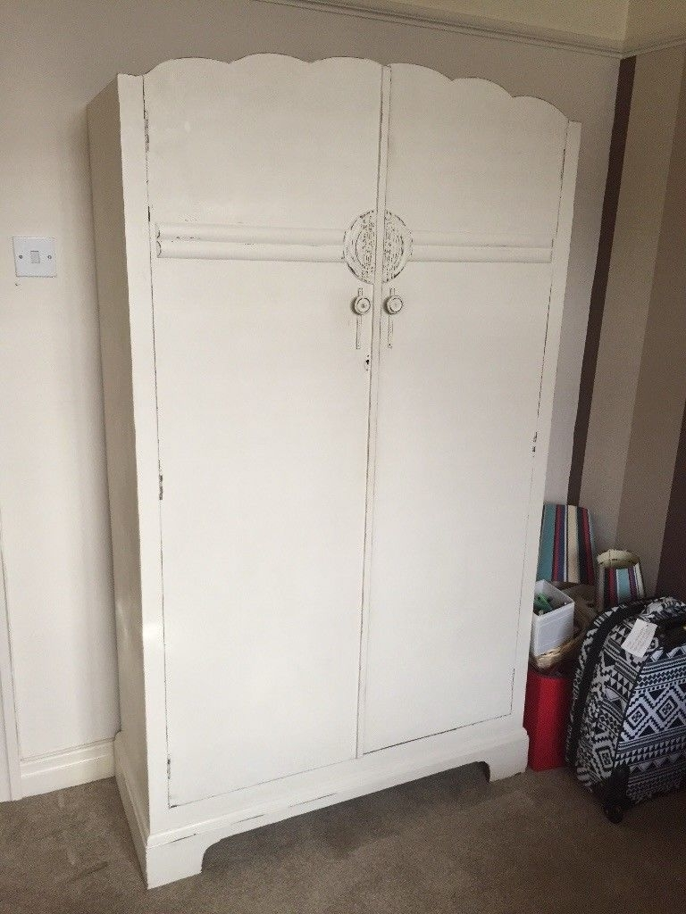 Gumtree In Most Current Vintage Shabby Chic Wardrobes (View 4 of 15)