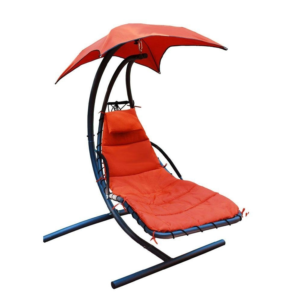 Hanging Chaise Lounge Chairs For Well Known Algoma 78 In. L X 55 In. D X 78 In (View 13 of 15)