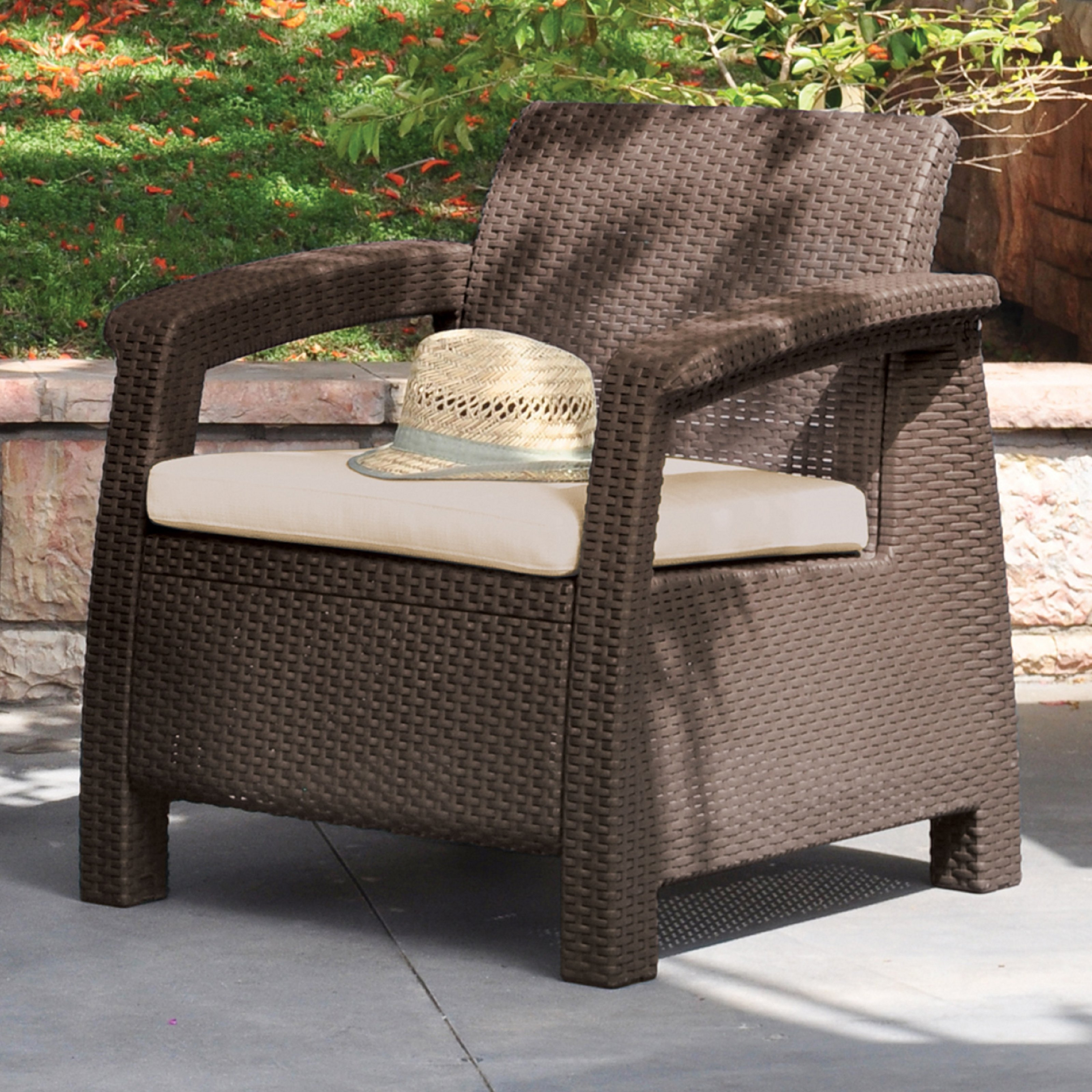 Hayneedle Within Famous Keter Chaise Lounge Chairs (View 9 of 15)