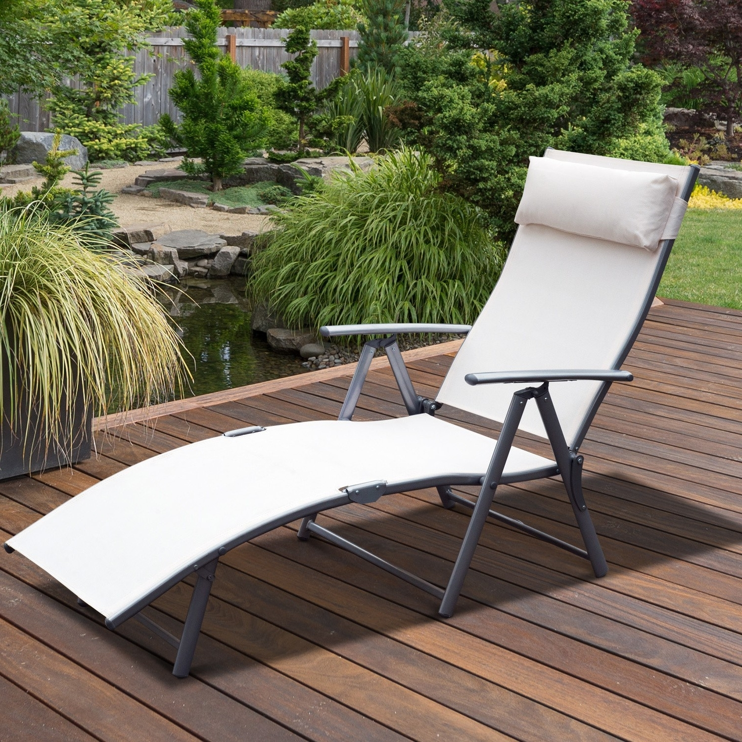 Heavy Duty Chaise Lounge Chairs With Well Known Lounge Chair : Chairs Patio Chairs For Large People Lounge Chairs (View 6 of 15)