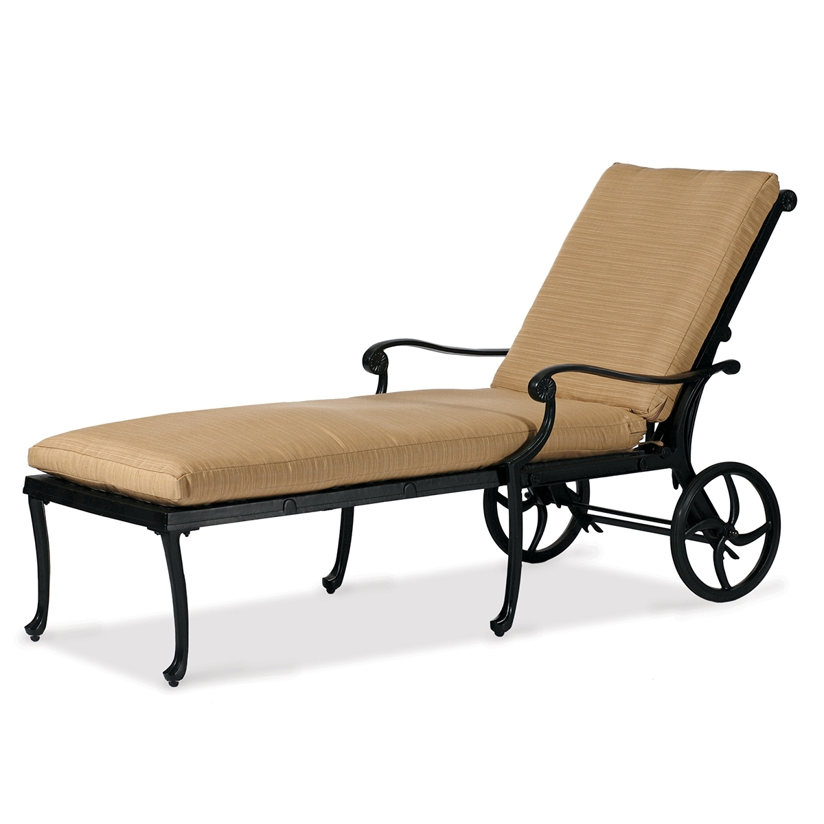 Hedges Collection Pertaining To Aluminum Chaise Lounge Chairs (View 9 of 15)