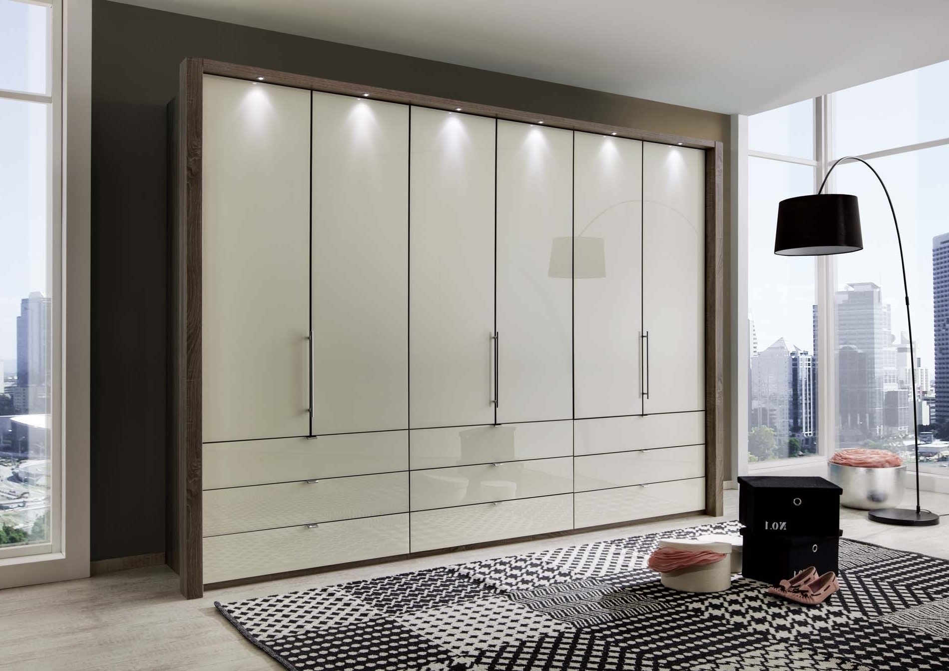Home Decor & Furnitures In Most Recently Released 6 Door Wardrobes Bedroom Furniture (View 10 of 15)