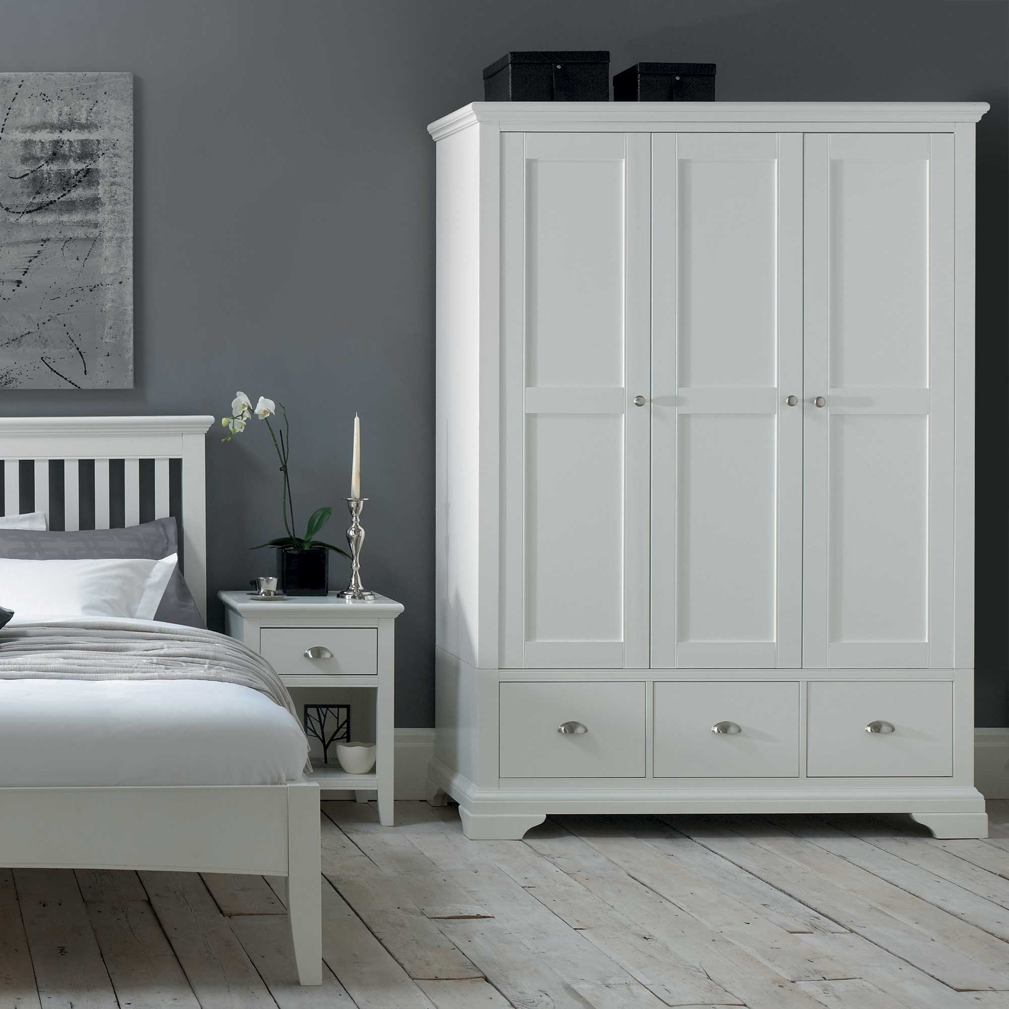 2018 Best of White Bedroom Wardrobes