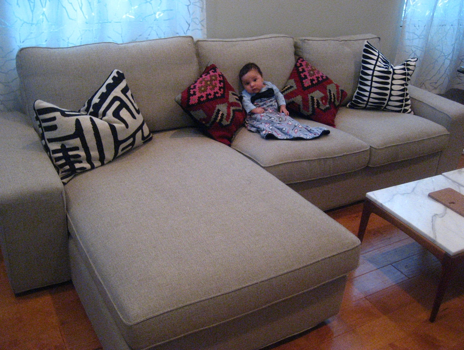Home Design Ideas With Most Recently Released Loveseat Chaises (View 14 of 15)