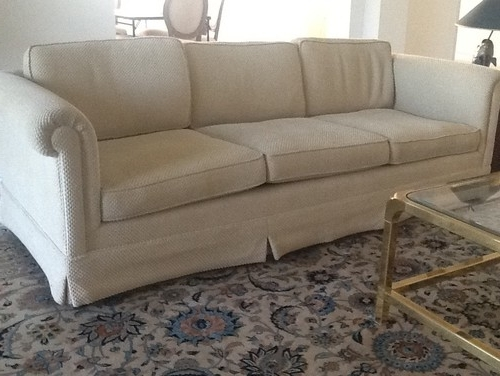 How To Re Fill Sofa Cushions To Look Inviting, Luxurious? For Current Down Filled Sofas (View 6 of 10)