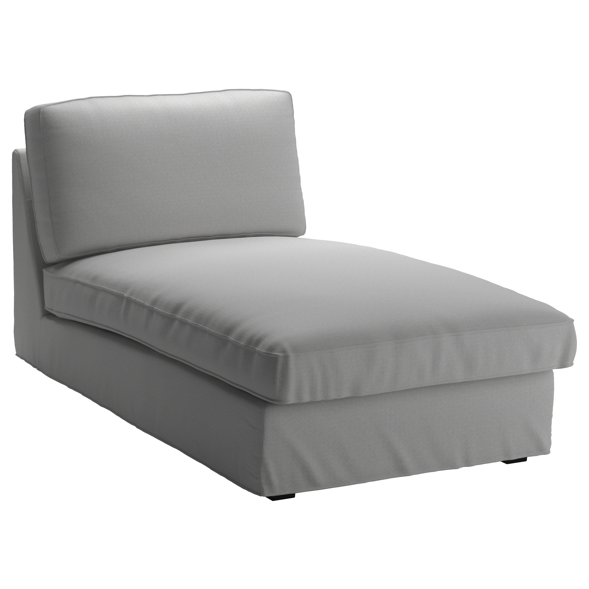 Ikea Chaise Longues For Most Current Kivik Chaise Longue – Orrsta Light Grey – Ikea (Gallery 10 of 15)