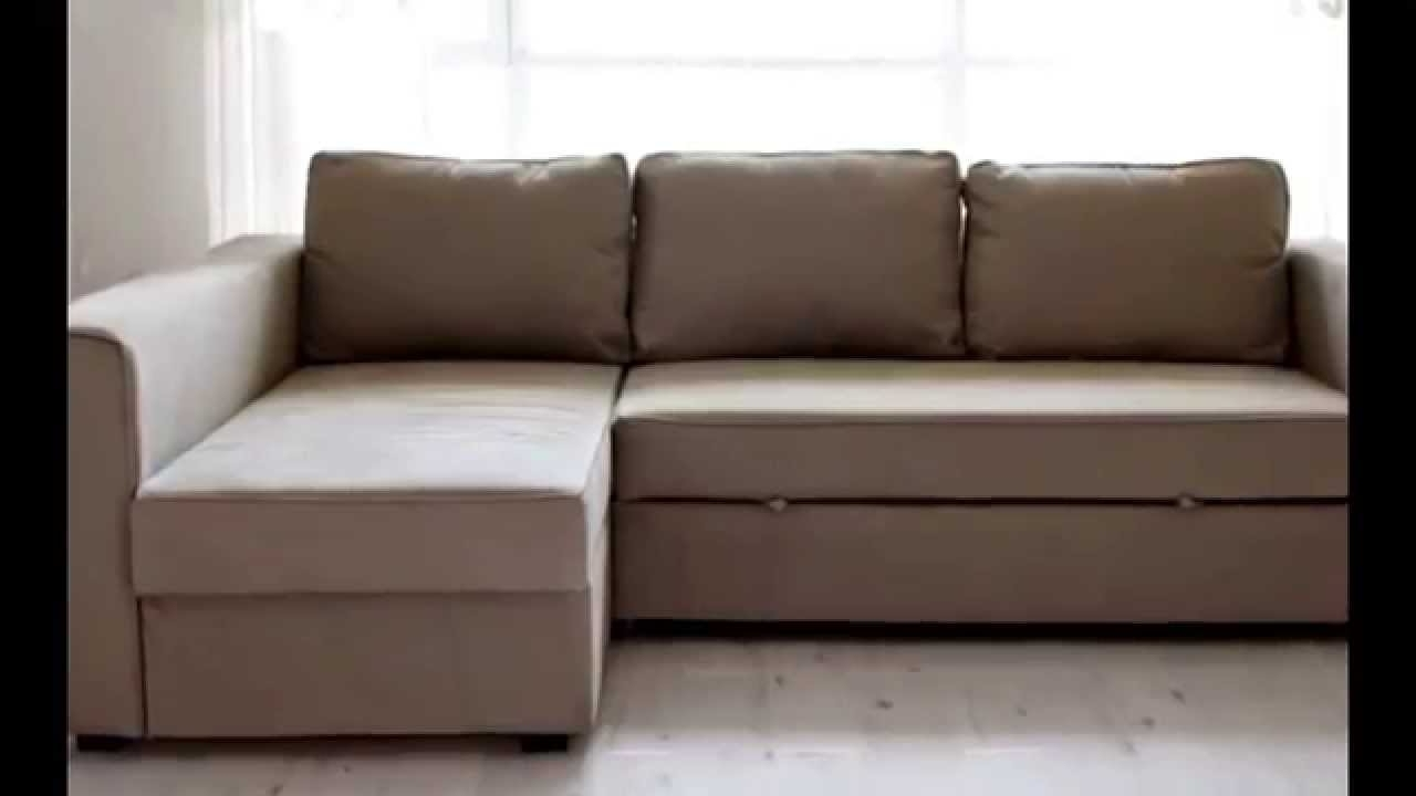 Ikea Sleeper Sofa, Most Comfortable Ikea Sleeper Sofa (Hd) – Youtube Inside Recent Ikea Sofa Beds With Chaise (Gallery 5 of 15)