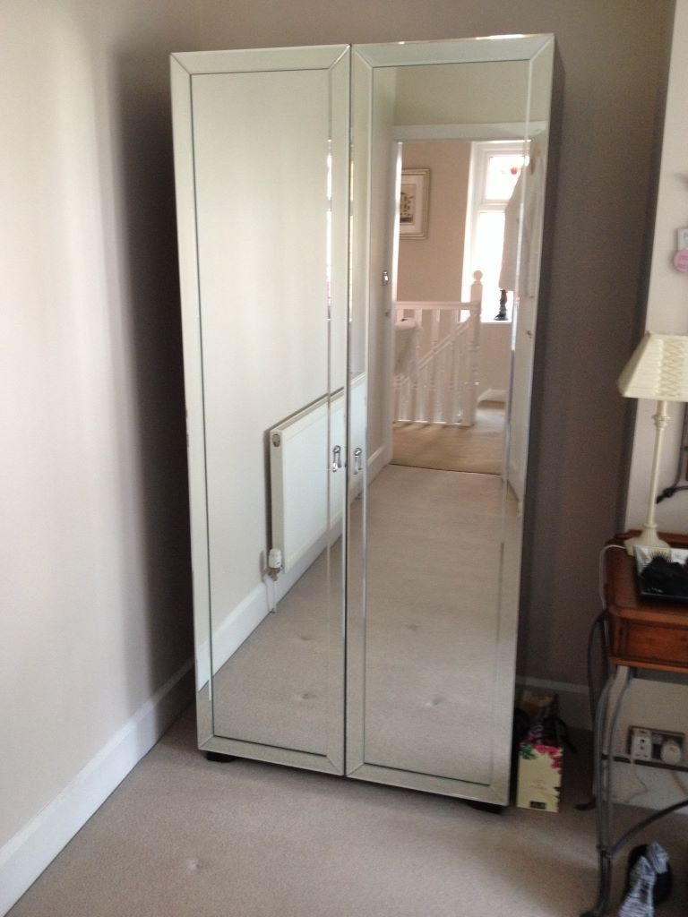 Featured Photo of Double Mirrored Wardrobes