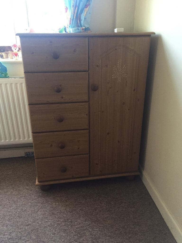 In Poole Within Favorite Childrens Tallboy Wardrobes (View 15 of 15)