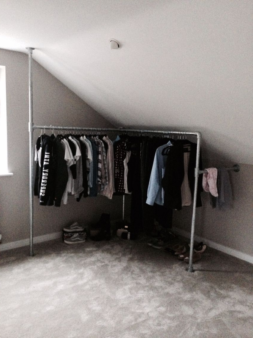 Industrial Style Wardrobes With Regard To Well Liked My Industrial Style Wardrobe (View 6 of 15)