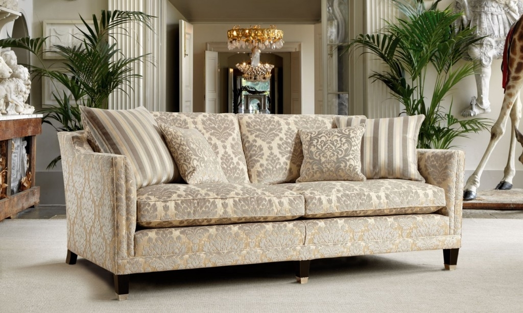 Inspiration Home Design And Decoration With Famous Luxury Sofas (Gallery 5 of 10)
