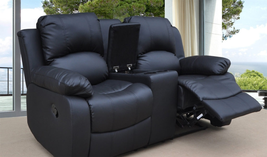 Inspirational 2 Seater Electric Recliner Leather Sofa 42 Modern With Latest 2 Seater Recliner Leather Sofas (Gallery 1 of 15)