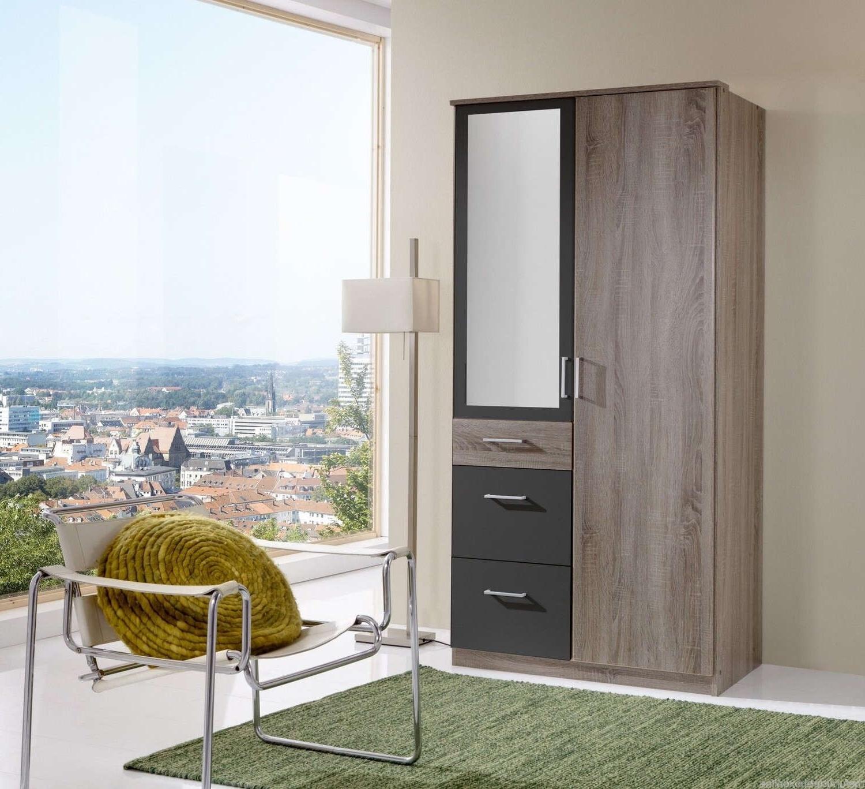 Italian Double 2 Door 3 Drawer Mirror Wardrobe (View 5 of 15)