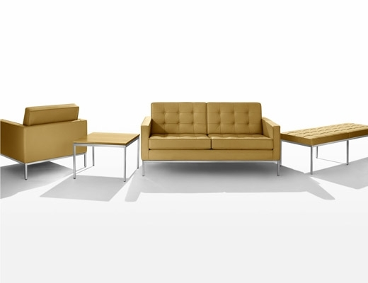 Knoll Pertaining To Florence Knoll Leather Sofas (View 7 of 10)